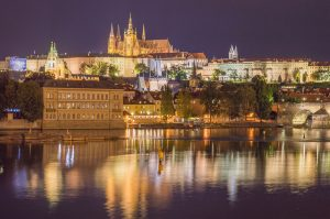 The Prague Castle is the biggest coherent castle complex on the world