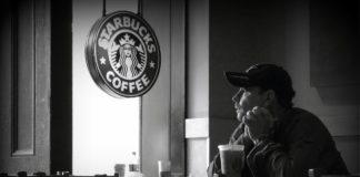 Starbucks in Prague