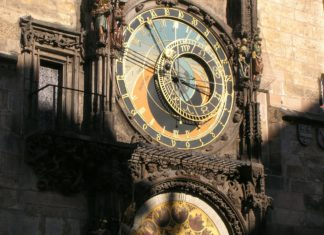 Prague Astronomical clock history