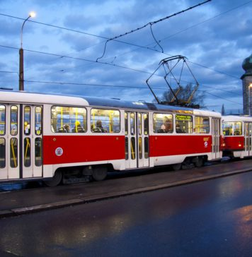 Pickpockets in Prague trams and Undeground