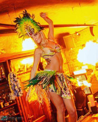 Aloha bar Prague