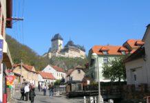 Karlstejn Castle Bike tour