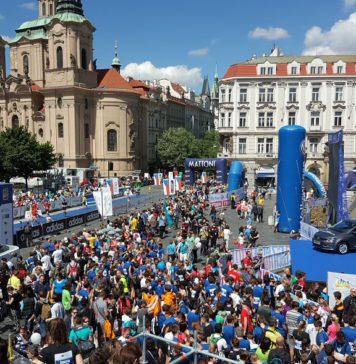 Volkswagen Marathon Prague 2016
