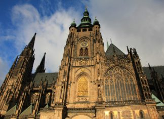 Bohemian Crown Jewels in St Vitus Cathedral
