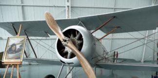 Fly away with Hangar Bar Prague