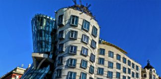 Dancing house Prаguе - Frеd and Gіngеr