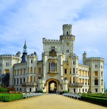 Visit Castles and Chateaux of the Czech Republic