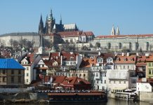 The brief history of the Prague Castle