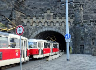 Vysehrad castle and its history