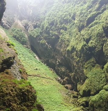 Macocha Abyss and Punkva Caves