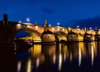 History of Prague: Charles Bridge Statues
