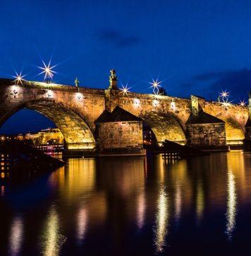 History of Prague: Charles Bridge Statues
