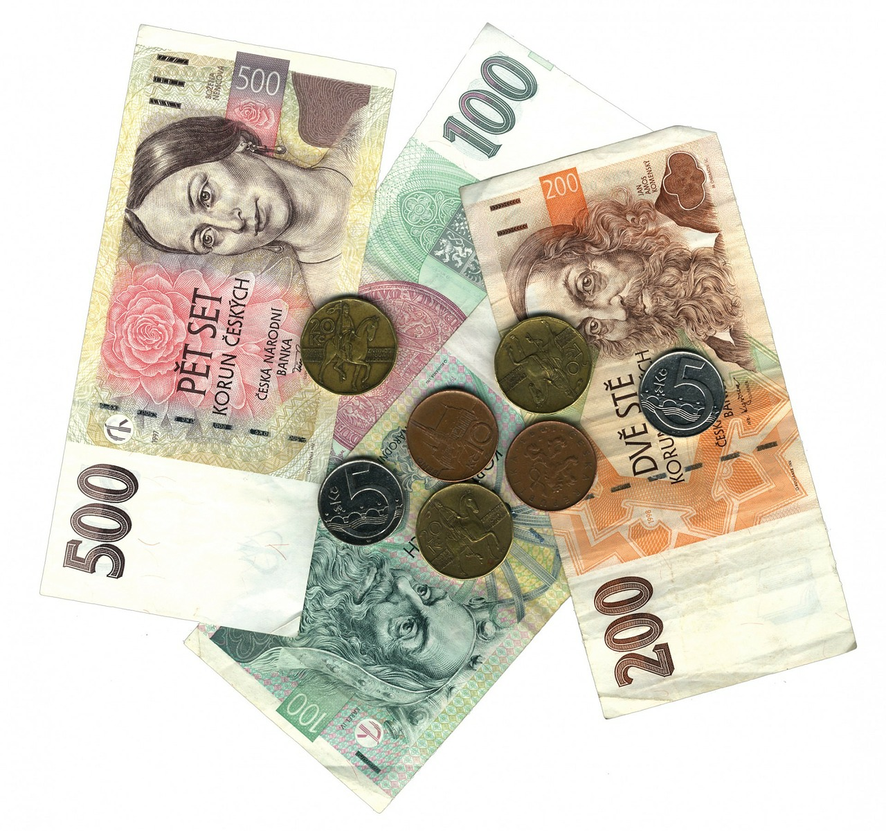 Eur Or Czk Payment In Euro Czech Currency