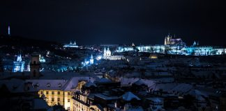 Prague Winter weather - Enjoy Fairy Tale Destination