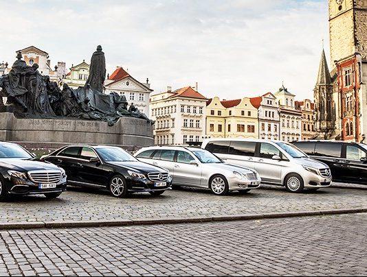 Enjoy comprehensive services with Prague Driver