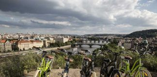 E-Bike Trip Prague - Premium quality e-bike tours