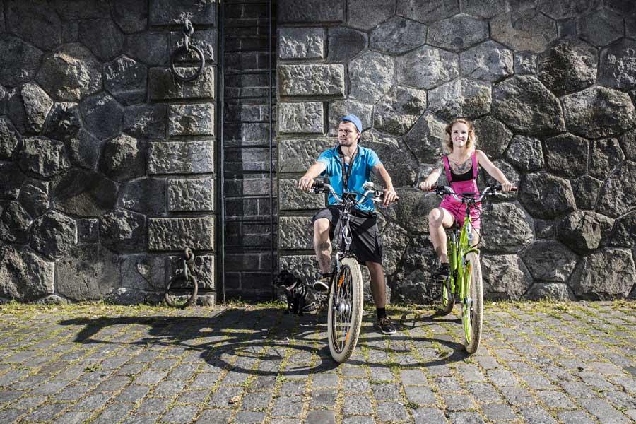 Premium quality e-bike tours