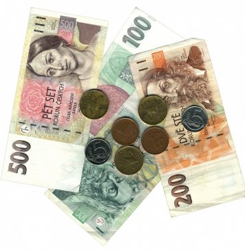 The official Prague currency information