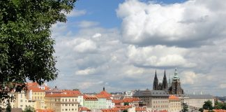 In the winter Prague has its own magic and weather in Prague.