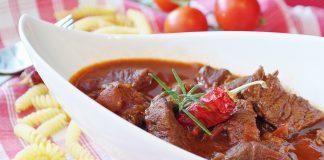 Traditional Czech meals