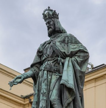 Charles IV – Czech King and Holy Roman Emperor