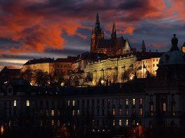 The Prague Castle in Czech republic