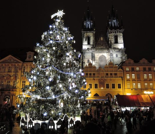 Lovely TOP 6 Winter Time in Prague activities