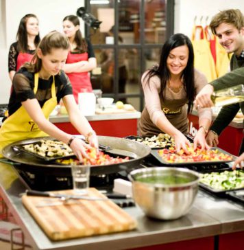 Traditional Czech meals: Cooking class & market tour with Chefparade