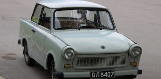 Trabant tours Prague
