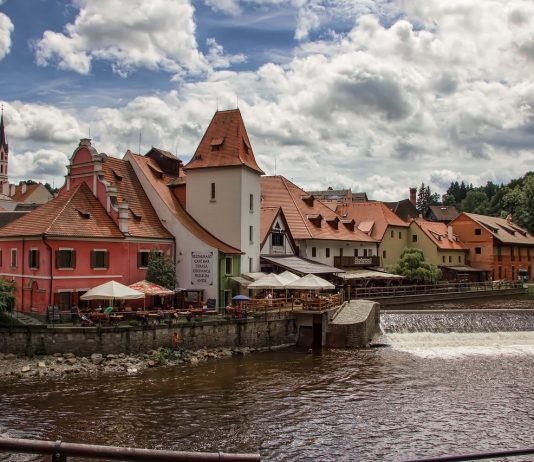 Top 4 Highlights of Cesky Krumlov List