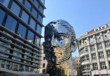 Tracking down Franz Kafka in Prague