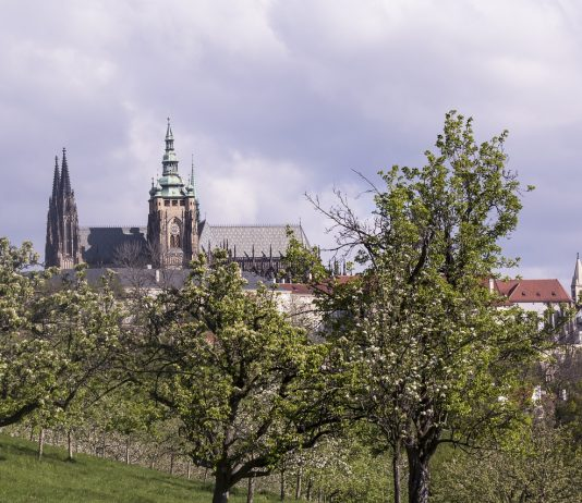 Prague Castle history for 2 million visitors every year